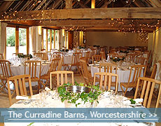 curradine barns, worcestershire