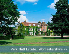 Park Hall Estate, Worcestershire