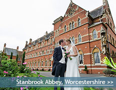 stanbrook abbey, Worcestershire